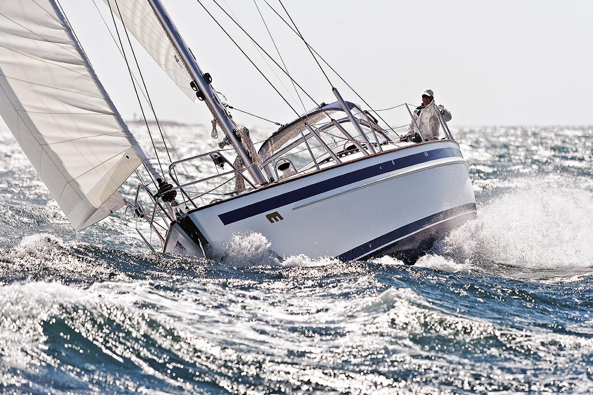 Malö Yachts 43
